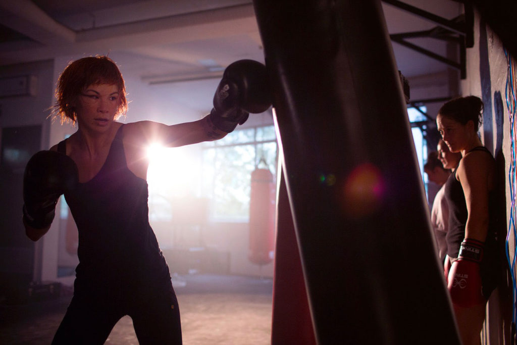 Boxing workouts get you in tune with your mind and body